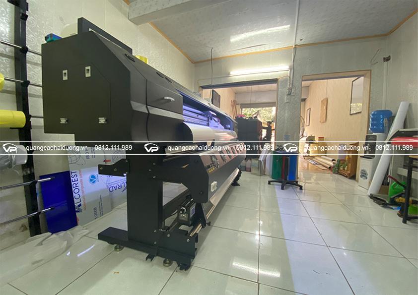 In ấn biển bạt hiflex tại hải dương