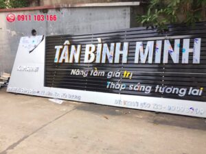 Làm biển thanh lam tôn tại Hải Dương giá rẻ chỉ có tại quảng cáo Vũ Phong . LH: 0812.111.989/ 0911.103.166 để nhận được hỗ trợ tư vấn tốt nhất.