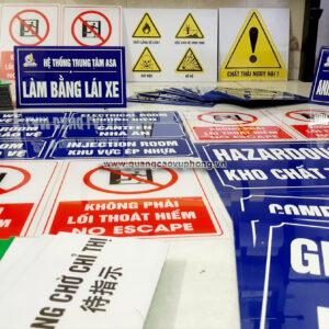 Quảng cáo VŨ PHONG chuyên làm biển phòng ban, biển tên phòng, bảng tên phòng ban, biển phòng ban bằng mica tại Hải Dương, Bắc Ninh, Hưng Yên, Hải Phòng ✅